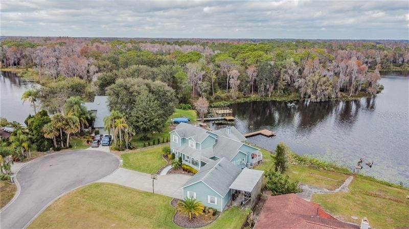 7. Single Family Homes for Sale at 10207 LAKE GROVE DRIVE Odessa, Florida 33556 United States