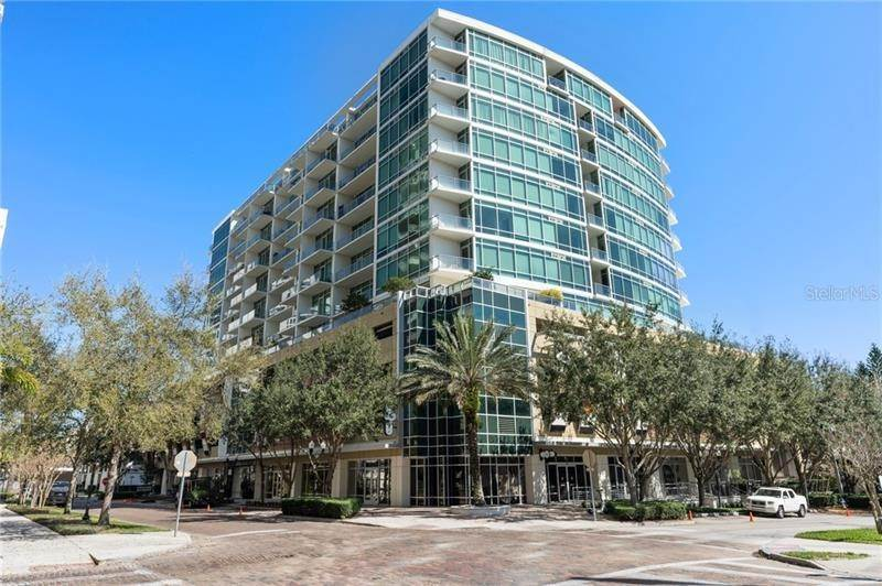Condominiums for Sale at 101 S EOLA DRIVE 1116 Orlando, Florida 32801 United States