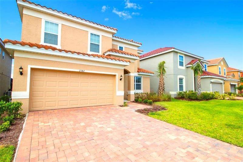 2. Single Family Homes for Sale at 2582 SHANTI DRIVE Kissimmee, Florida 34746 United States