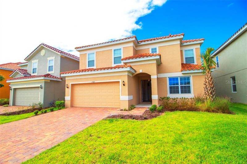6. Single Family Homes for Sale at 2582 SHANTI DRIVE Kissimmee, Florida 34746 United States