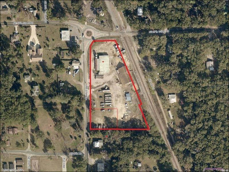 Commercial for Sale at 9655 NE 21ST AVENUE Anthony, Florida 32617 United States