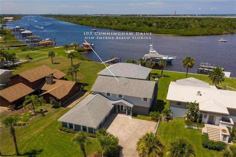 Single Family Homes for Sale at Address Not Available New Smyrna Beach, Florida 32168 United States