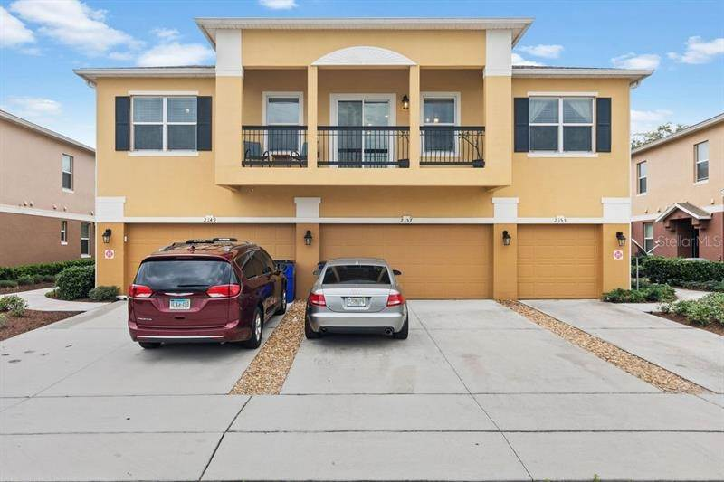 Condominiums for Sale at 2153 BETSY ROSS LANE St. Cloud, Florida 34769 United States
