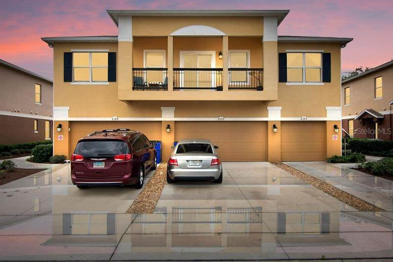 2. Condominiums for Sale at 2153 BETSY ROSS LANE St. Cloud, Florida 34769 United States