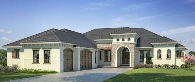 Single Family Homes for Sale at 1 STONE GATE S Longwood, Florida 32779 United States