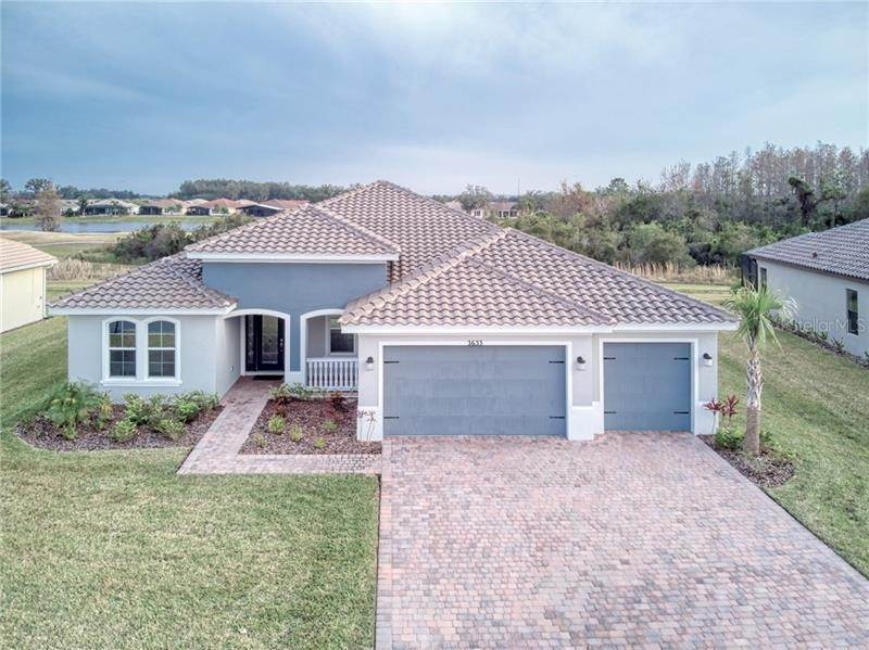 Single Family Homes for Sale at 3633 VIA MONTE NAPOLEONE DRIVE Poinciana, Florida 34759 United States