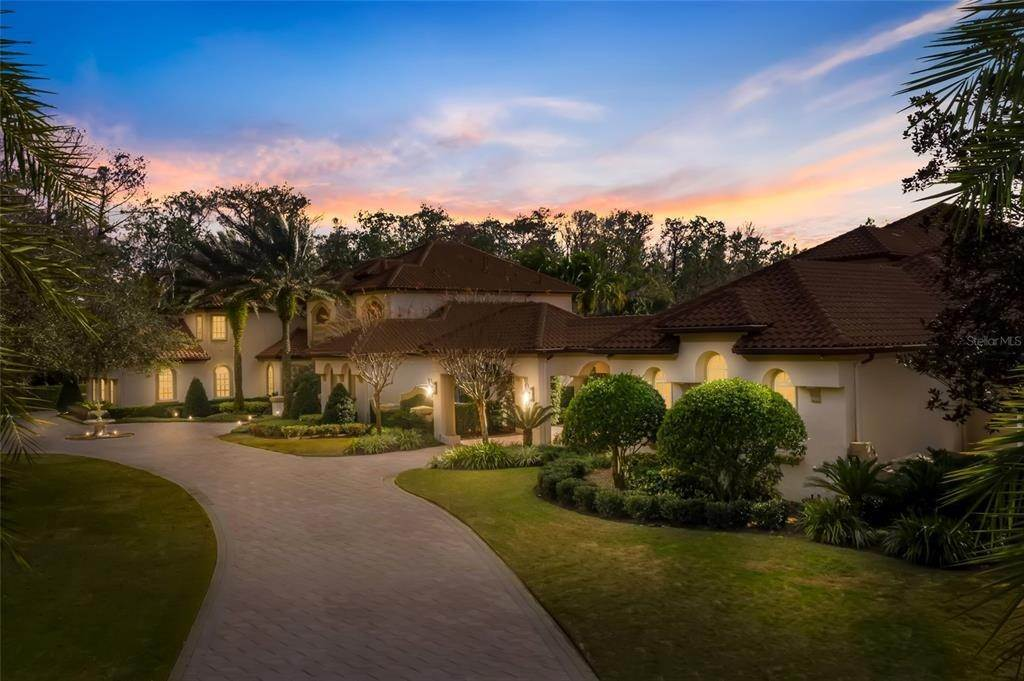 Single Family Homes for Sale at 3545 LEGACY HILLS COURT Longwood, Florida 32779 United States
