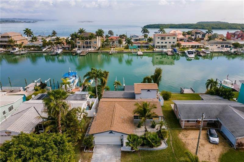 Single Family Homes for Sale at 533 LILLIAN DRIVE Madeira Beach, Florida 33708 United States