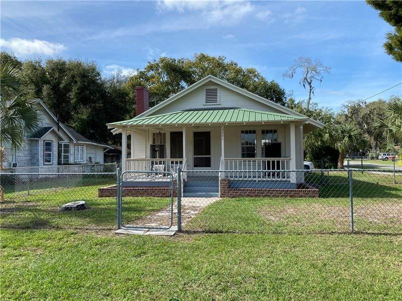 Single Family Homes at 5441 18TH STREET Zephyrhills, Florida 33542 United States
