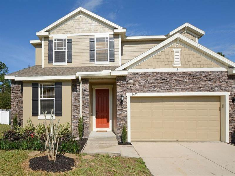 Single Family Homes for Sale at 2670 LIMERICK CIRCLE Grand Island, Florida 32735 United States