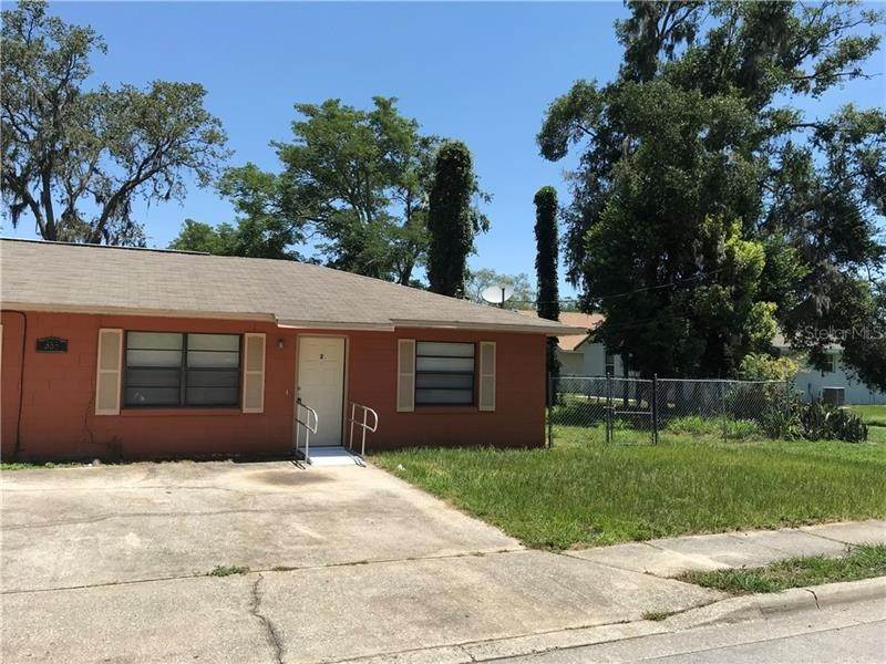 Duplex Homes at 385 LIME STREET 2 Eatonville, Florida 32751 United States