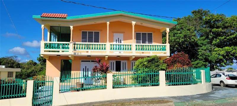 Duplex Homes for Sale at PR 112 URB. MEDINA REPARTO LOS FLAMBOYANES Isabela, Puerto Rico 00662 Puerto Rico