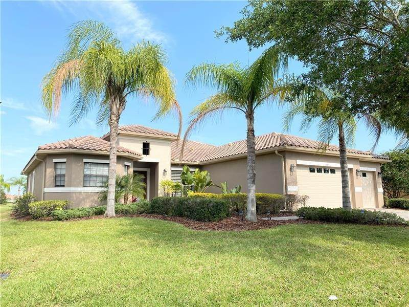 Single Family Homes for Sale at 457 SORRENTO ROAD Poinciana, Florida 34759 United States
