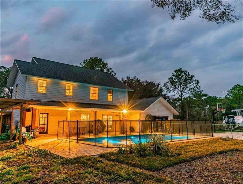 Single Family Homes for Sale at 2700 CH ARNOLD ROAD St. Augustine, Florida 32092 United States