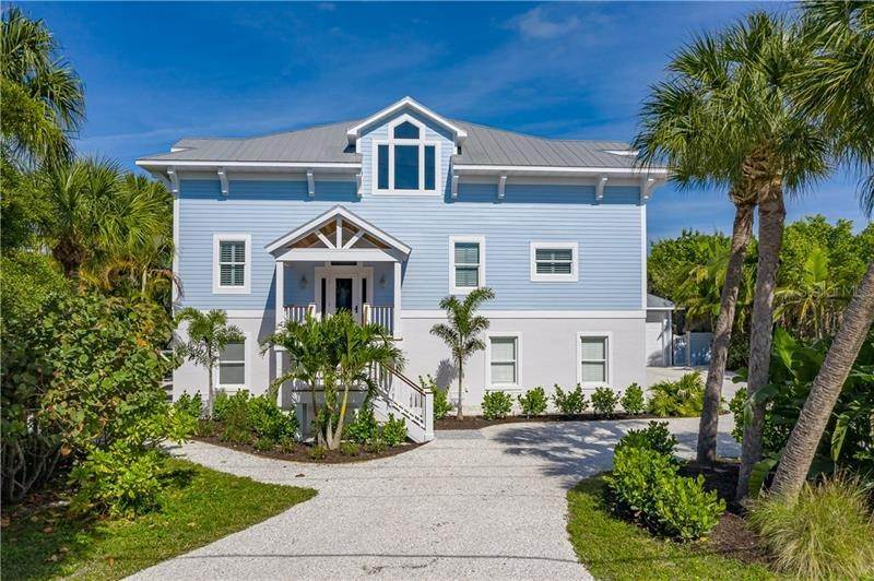 Single Family Homes for Sale at 255 WHEELER ROAD Boca Grande, Florida 33921 United States