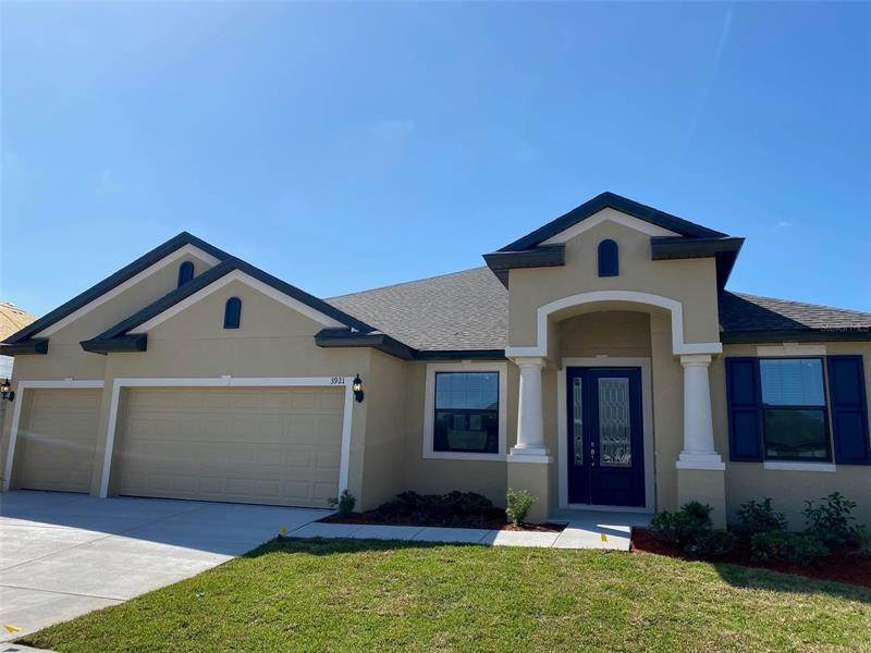 Single Family Homes for Sale at 3921 SALISA DELSOL DRIVE Sun City Center, Florida 33573 United States