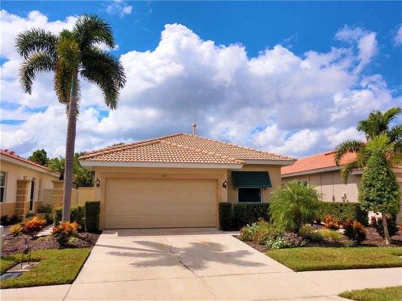Single Family Homes en 133 MESTRE PLACE North Venice, Florida 34275 Estados Unidos