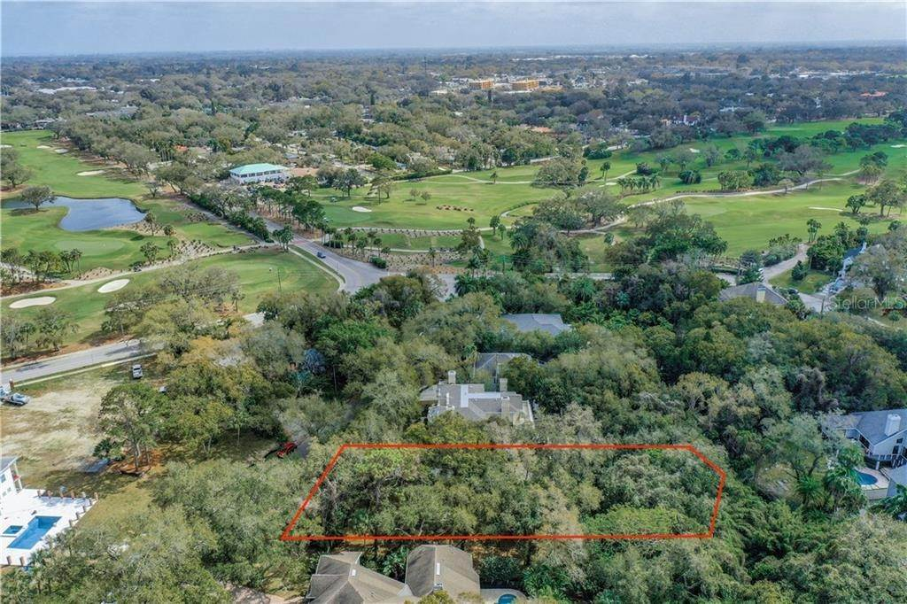 Land for Sale at 1575 ALEXANDER ROAD Belleair, Florida 33756 United States