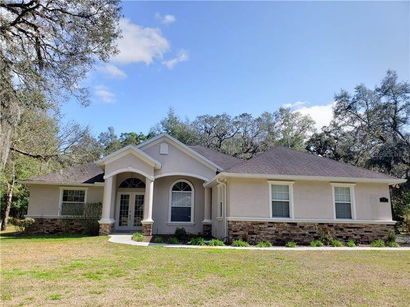Single Family Homes for Sale at 345 N KINGLET AVENUE Hernando, Florida 34442 United States