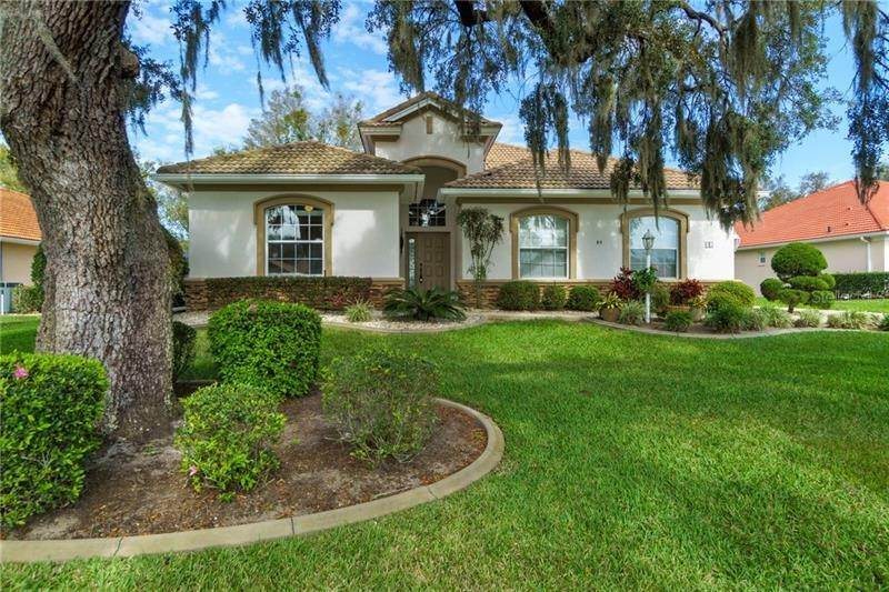 Single Family Homes for Sale at 95 W MICKEY MANTLE PATH Hernando, Florida 34442 United States