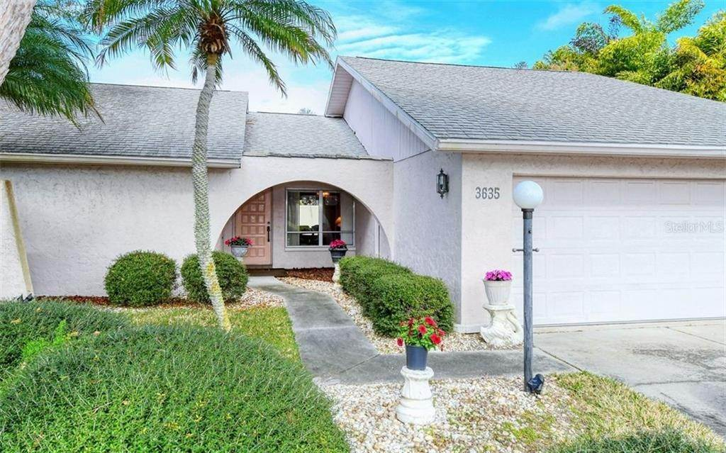 3. Single Family Homes for Sale at 3635 KINGSTON BOULEVARD Sarasota, Florida 34238 United States
