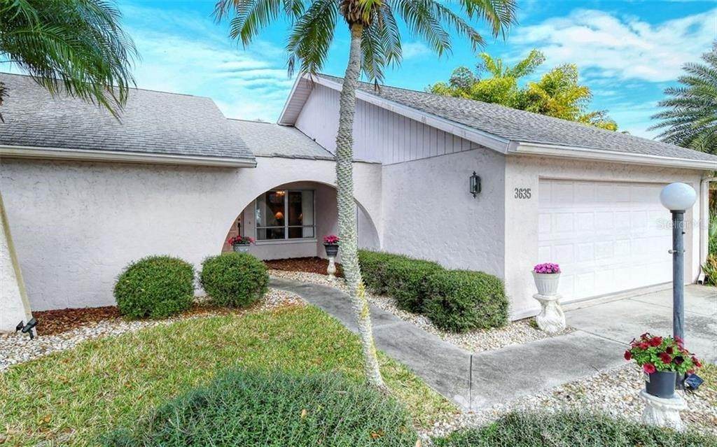 4. Single Family Homes for Sale at 3635 KINGSTON BOULEVARD Sarasota, Florida 34238 United States