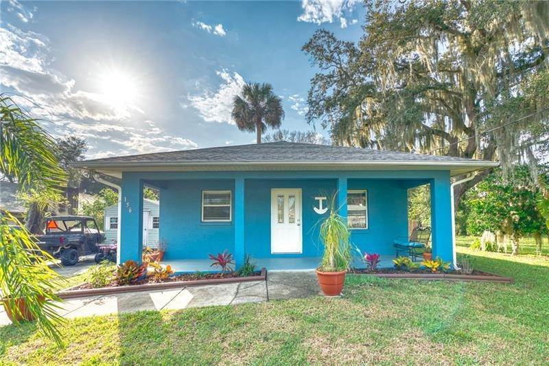 Single Family Homes for Sale at 156 N GAINES STREET Oak Hill, Florida 32759 United States