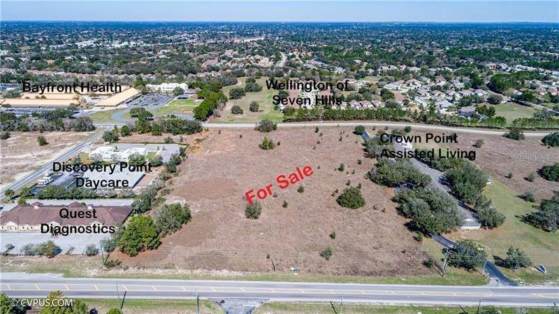 2. Land for Sale at 28 COUNTY LINE ROAD Spring Hill, Florida 34609 United States