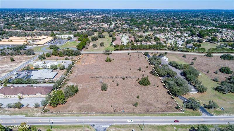 15. Land for Sale at 28 COUNTY LINE ROAD Spring Hill, Florida 34609 United States