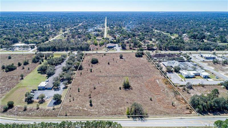20. Land for Sale at 28 COUNTY LINE ROAD Spring Hill, Florida 34609 United States