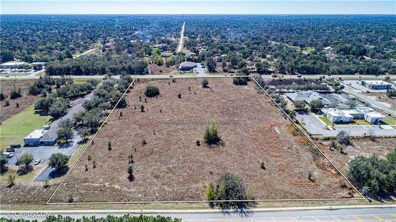 7. Land for Sale at 28 COUNTY LINE ROAD Spring Hill, Florida 34609 United States