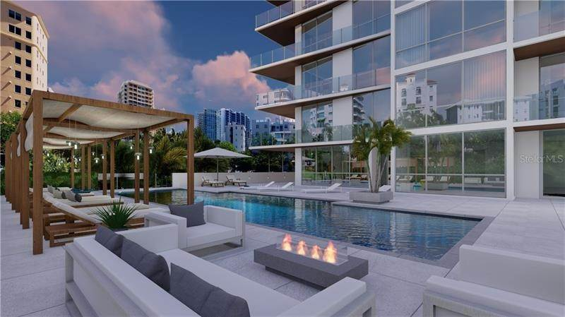 Condominiums for Sale at 111 GOLDEN GATE POINT PH-701A+B Sarasota, Florida 34236 United States