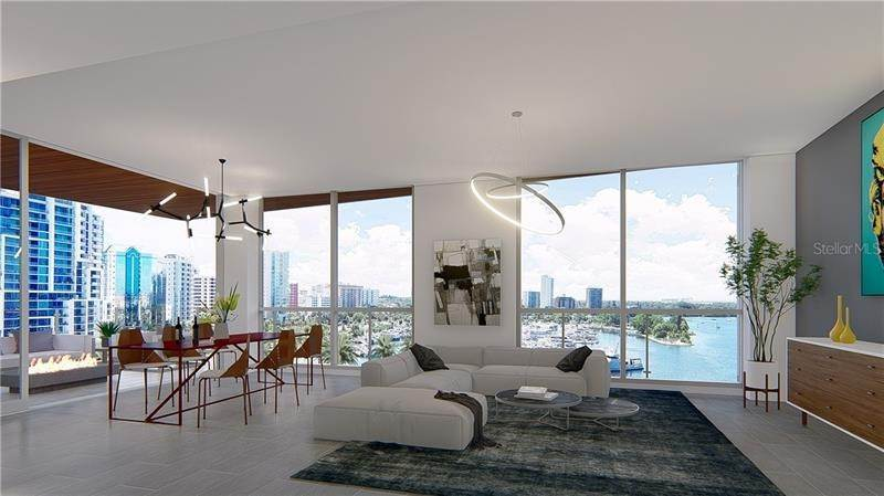 10. Condominiums for Sale at 111 GOLDEN GATE POINT PH-701A+B Sarasota, Florida 34236 United States