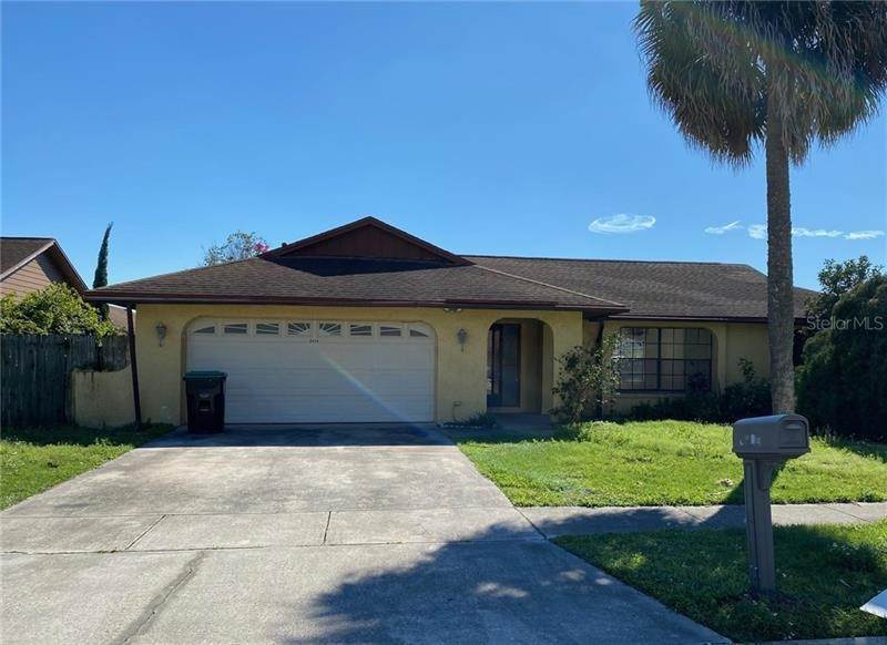 Single Family Homes at 2414 WOODWAY DRIVE Orlando, Florida 32837 United States