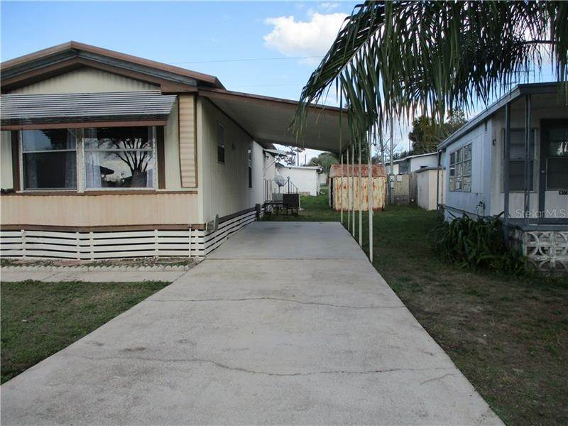 2. Mobile Homes for Sale at 6312 NEW YORK STREET Zephyrhills, Florida 33542 United States
