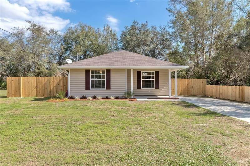 Single Family Homes for Sale at 819 BUFORD AVENUE Orange City, Florida 32763 United States