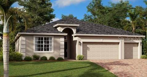 Single Family Homes for Sale at 1842 DUMBLETON PLACE St. Cloud, Florida 34771 United States
