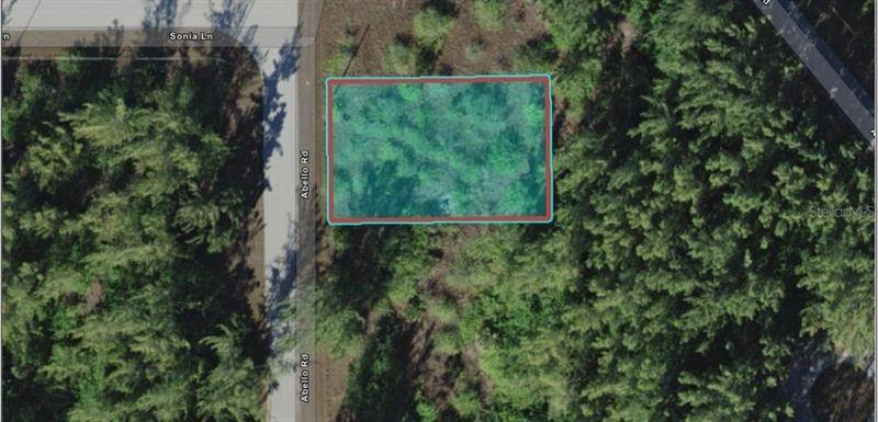 Land for Sale at 10277 ABELLO ROAD Port Charlotte, Florida 33981 United States