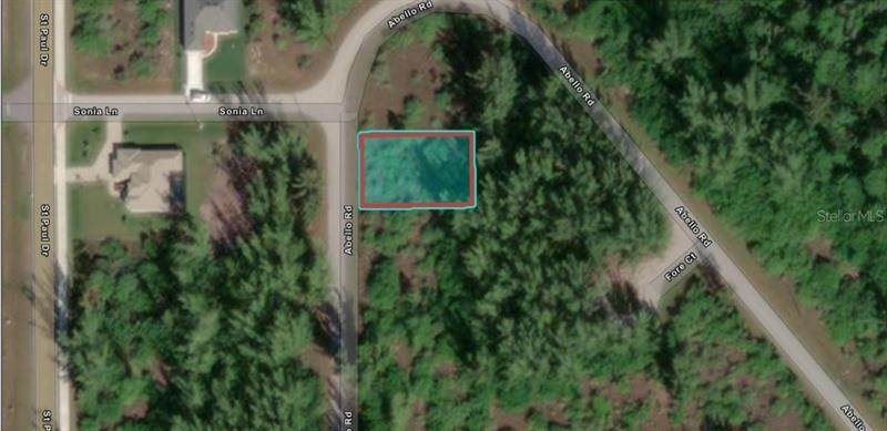 2. Land for Sale at 10277 ABELLO ROAD Port Charlotte, Florida 33981 United States