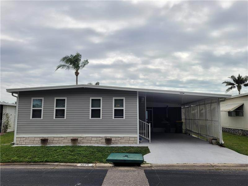 Mobile Homes for Sale at 3224 ASH TERRACE Sarasota, Florida 34237 United States