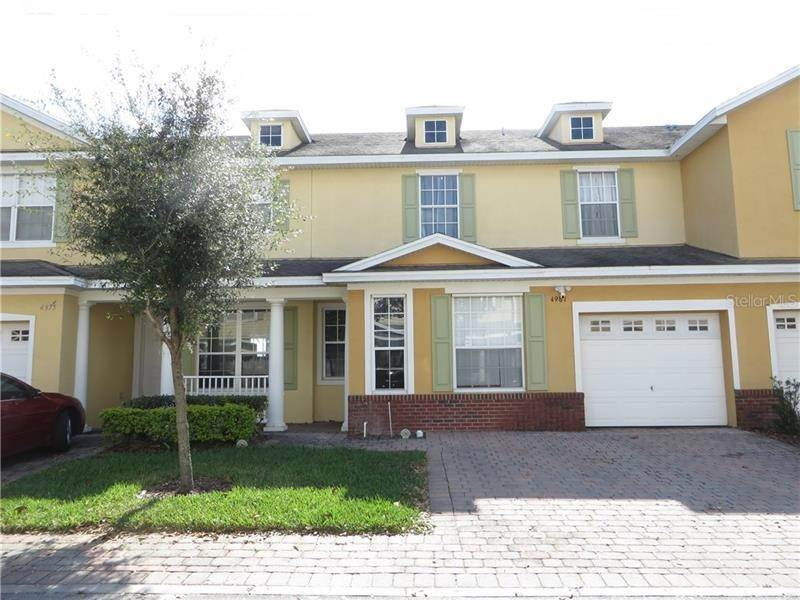 townhouses for Sale at 4981 ALITA TERRACE St. Cloud, Florida 34769 United States