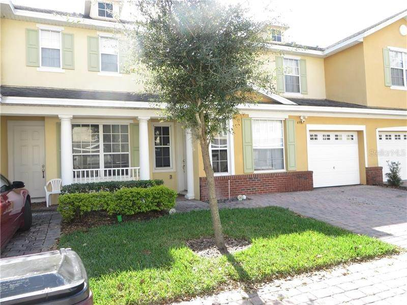 3. townhouses for Sale at 4981 ALITA TERRACE St. Cloud, Florida 34769 United States