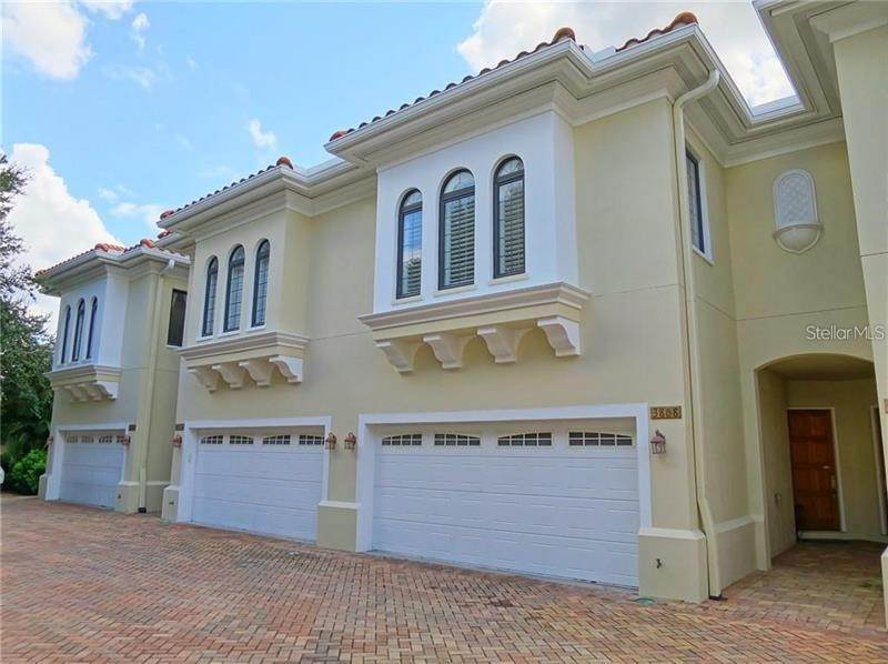 townhouses at 3808 VILLAS DEL SOL COURT Tampa, Florida 33609 United States
