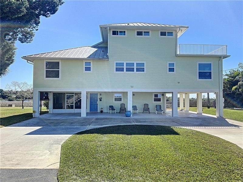 Single Family Homes for Sale at 3160 SHINE LANE Hernando Beach, Florida 34607 United States
