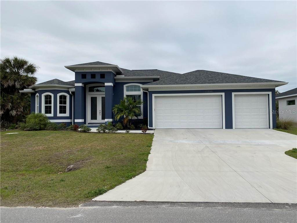Single Family Homes en 17380 GULFSPRAY CIRCLE Port Charlotte, Florida 33948 Estados Unidos