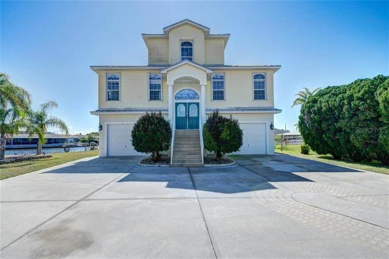 Single Family Homes for Sale at 3208 NASSAU DRIVE Hernando Beach, Florida 34607 United States