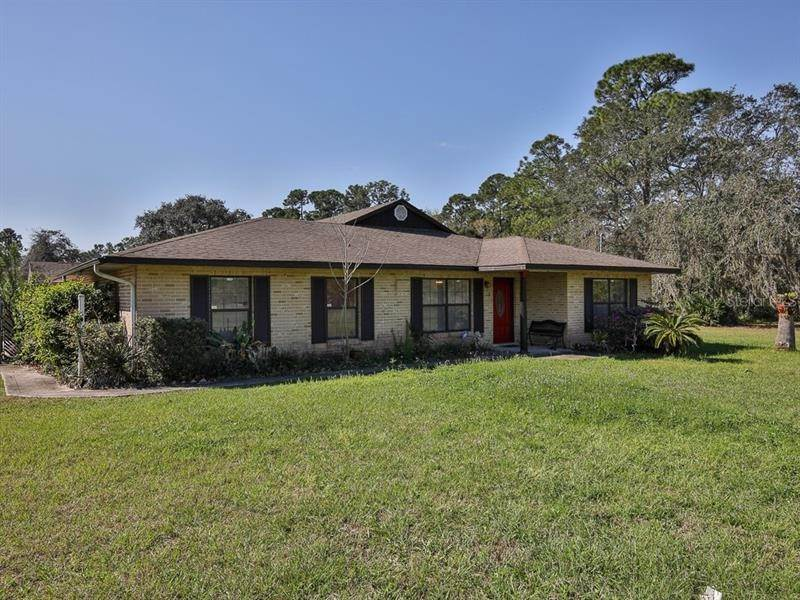 Single Family Homes por un Venta en 1 CUNNINGHAM LANE Debary, Florida 32713 Estados Unidos