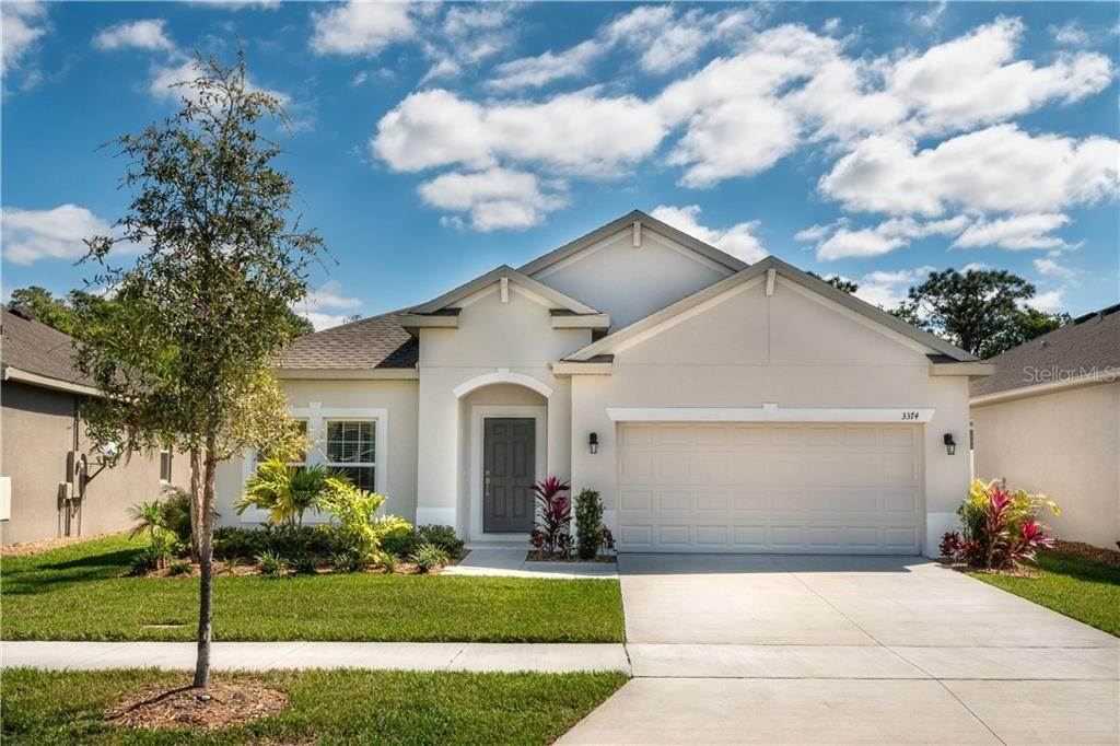 Single Family Homes for Sale at 3374 SAGEBRUSH STREET Harmony, Florida 34773 United States
