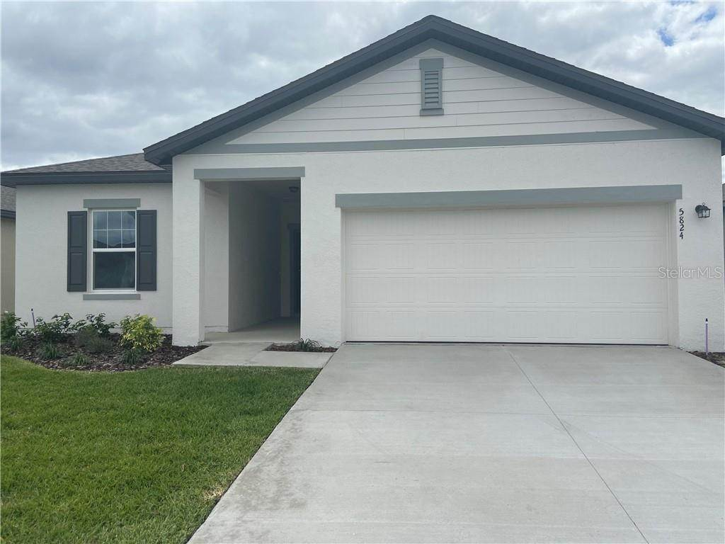 Single Family Homes en 5824 BEEFMASTER ROAD St. Cloud, Florida 34771 Estados Unidos