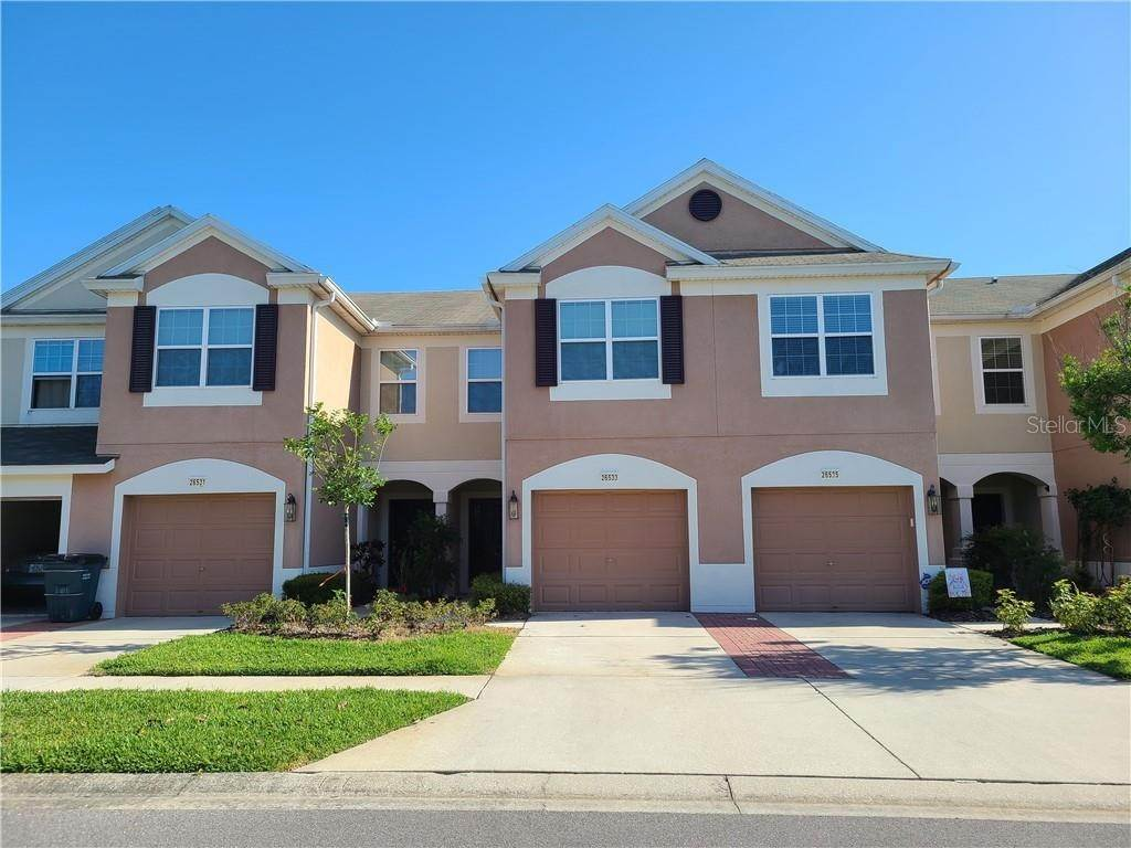 townhouses for Sale at 26533 CASTLEVIEW WAY Wesley Chapel, Florida 33544 United States